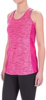 Reebok Spring Singlet Shirt - Racerback, Sleeveless (For Women)