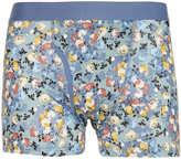 Topman Floral Pattern Underwear
