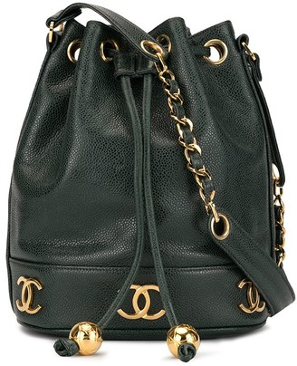 Chanel Pre-Owned drawstring shoulder bag