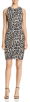 MICHAEL Michael Kors Animal Print Dress
