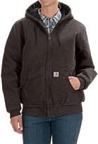 Carhartt Active Hooded Coat - Windproof, Factory Seconds (For Women)