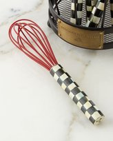 Mackenzie Childs MacKenzie-Childs Courtly Check Small Red Whisk