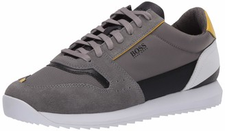 HUGO BOSS Men's Sonic Runn Fully Lined Sneaker