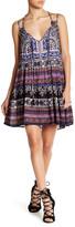 Angie Flounced Sleeveless Dress
