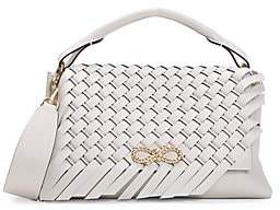 Anya Hindmarch Women's Mini Rope Woven Leather Shoulder Bag