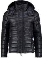 Superdry Fuji Winter Jacket Slick Black