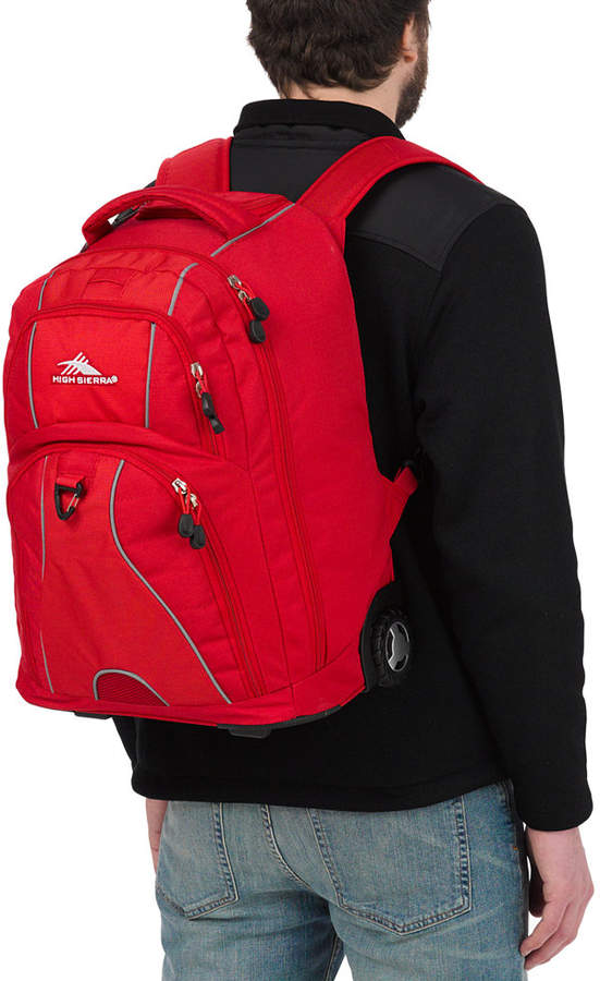 "High Sierra Freewheel 20.5"" Laptop Backpack"