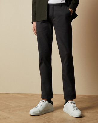 Ted Baker SABA Slim semi plain trousers