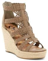 G by Guess Madison Platform Wedge Sandal