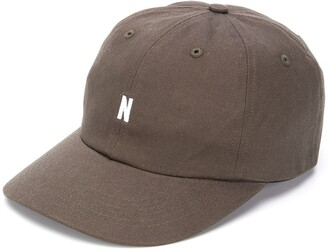 Norse Projects Embroidered Logo Cap