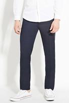 Forever 21 Straight-Leg Trousers