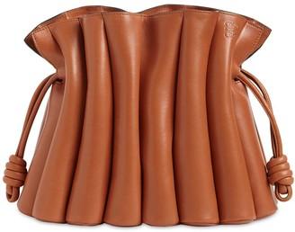 Loewe Flamenco Ondas Smooth Leather Bag