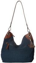 The Sak Indio Crochet Hobo Hobo Handbags