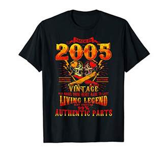 Skateboarding Legends Vintage 2005 14th Birthday Gift 14 yrs