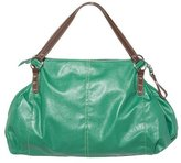 CL by Laundry Large Satchel - Green
