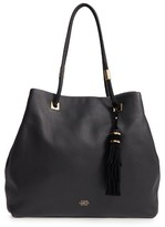 Vince Camuto Cava Leather Tote - Black