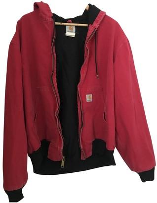 Carhartt Red Coat for Women