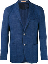 Corneliani two-button blazer - men - Silk/Linen/Flax/Cupro/Wool - 48