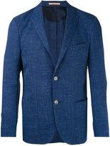 Corneliani two-button blazer - men - Silk/Linen/Flax/Cupro/Wool - 50
