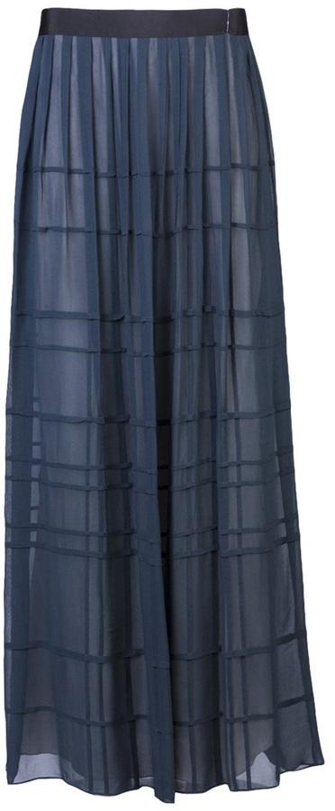 Megan Park Georgette skirt