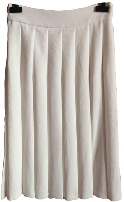 Nomia White Skirt for Women