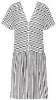 Lemlem Selina Cotton-blend Dress