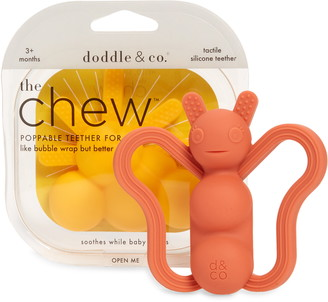 Doddle & Co The Chew 2-Pack Poppable Silicone Teethers