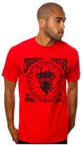 Crooks & Castles Mens The Paisley Medusa Graphic T-Shirt S