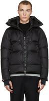 Moncler Black Valloire Jacket