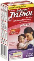 Bed Bath & Beyond Infants' Tylenol® for Children 1 oz. Acetaminophen Oral Suspension in Grape