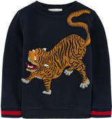Gucci Embroidered sweatshirt