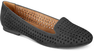 Style&Co. Style & Co Alyson Slip-On Loafer Flats, Women Shoes