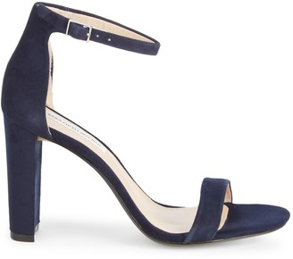 Saks Fifth Avenue Brooke Suede Ankle-Strap Sandals
