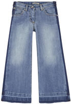 Ermanno Scervino Girl flare fit jeans