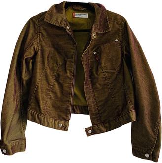 Levi's Khaki Denim - Jeans Jackets