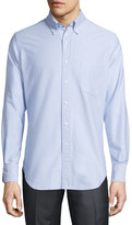 Thom Browne Oxford Dress Shirt, Blue