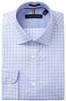 Tommy Hilfiger Plaid Print Slim Fit Dress Shirt