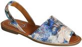 Refresh Blue Floral Clori Sandal