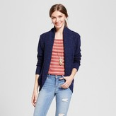 Mossimo Women's Cable Cocoon Cardigan Nep