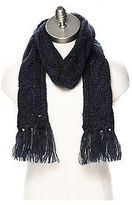 Tommy Hilfiger Big Girl's Cableknit Scarf
