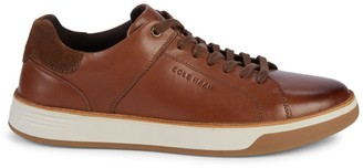 Cole Haan Grand Crosscourt Leather Sneakers