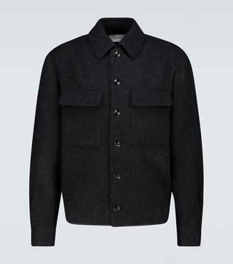 Lemaire Boxy-fit overshirt