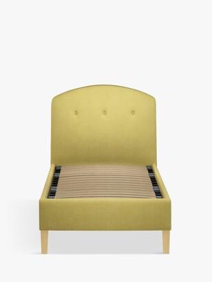 John Lewis & Partners Grace Child Compliant Upholstered Bed Frame, Single
