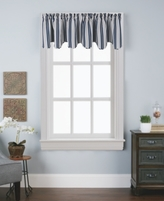 "CHF Cabana Sawtooth 42"" x 18"" Window Valance"