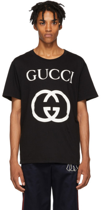 76abf2ef Gucci Men's Tshirts - ShopStyle