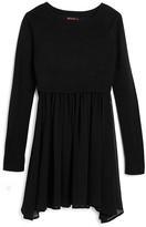 Ella Moss Girls' Knit & Woven Dress - Sizes 7-14