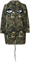 Haculla - camouflage print coat - men - Cotton - S