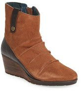The North Face Women's 'Bridgeton' Waterproof Wedge Bootie
