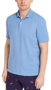 Club Room Men's Slim-Fit Performance Stretch Polo, Created for Macy's
