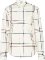 Isabel Marant Thom plaid cotton-flannel shirt